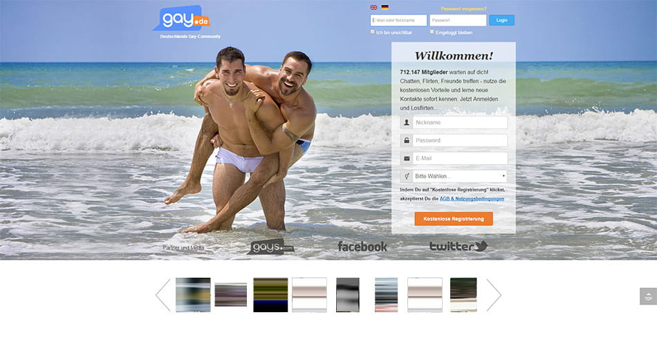 Heiße Schwulen-Orgie Nur Für Männer